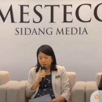 Media Conference on MESTECC Initiatives 2020 by YB Yeo Bee Yin