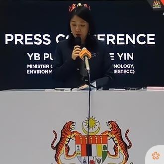 Solar Initiatives In Malaysia By YB Puan Yeo Bee Yin