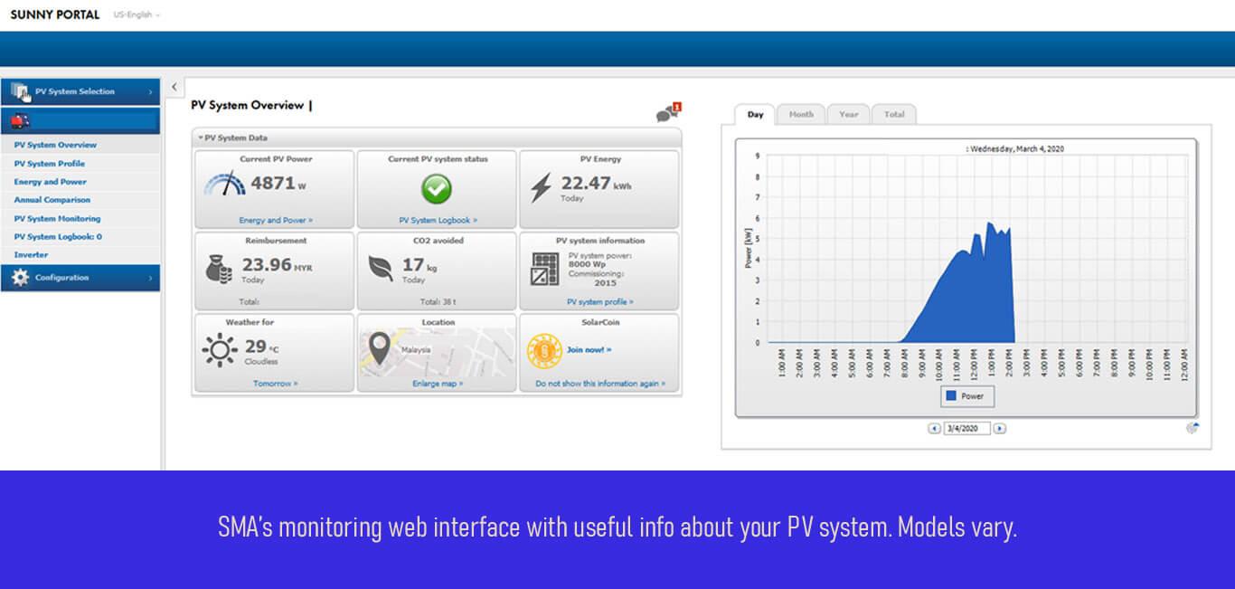 solar mounting racks - solar pv system 3
