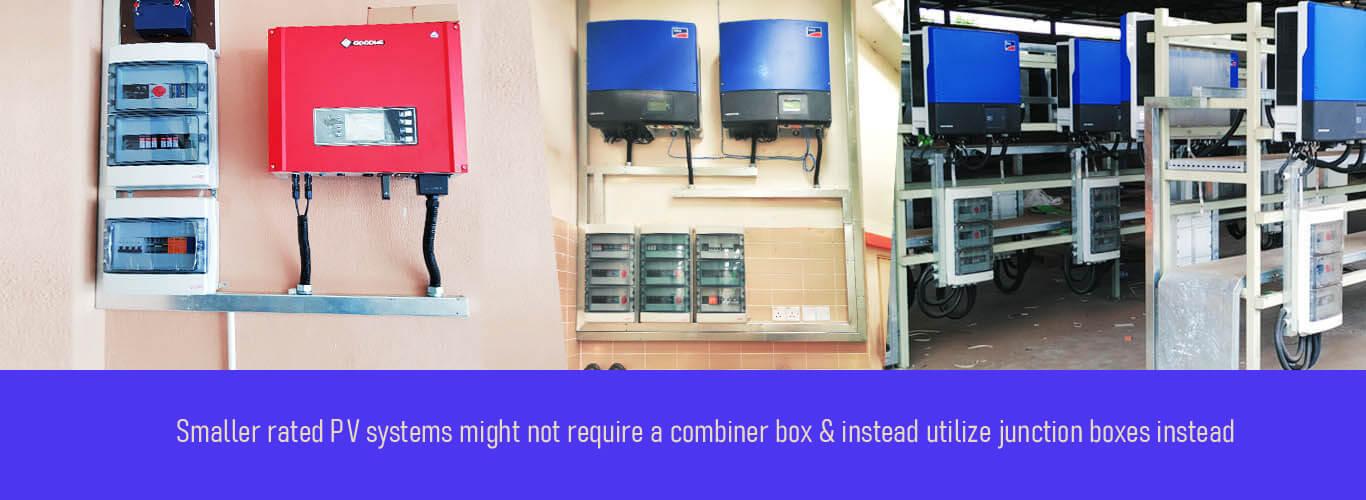 combiner box solar pv system 2