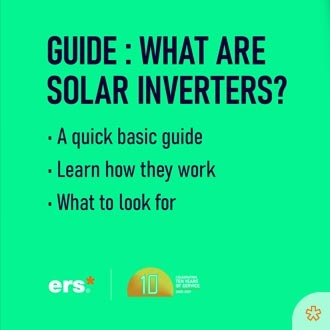 learning series - what are solar panels