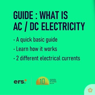 learning series - what is dc and ac electricity