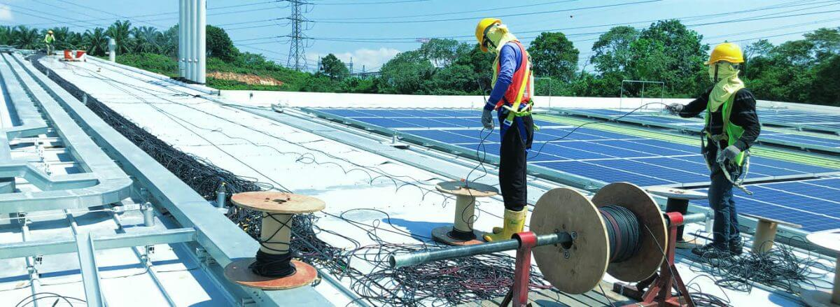 what are solar cable - solar pv system 1