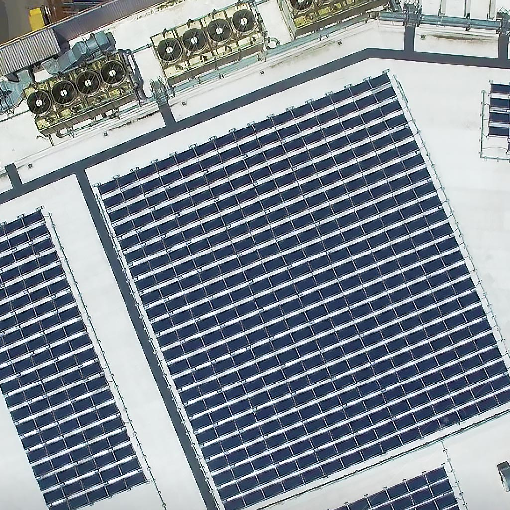 Commercial solar rooftop services by ers energy 2