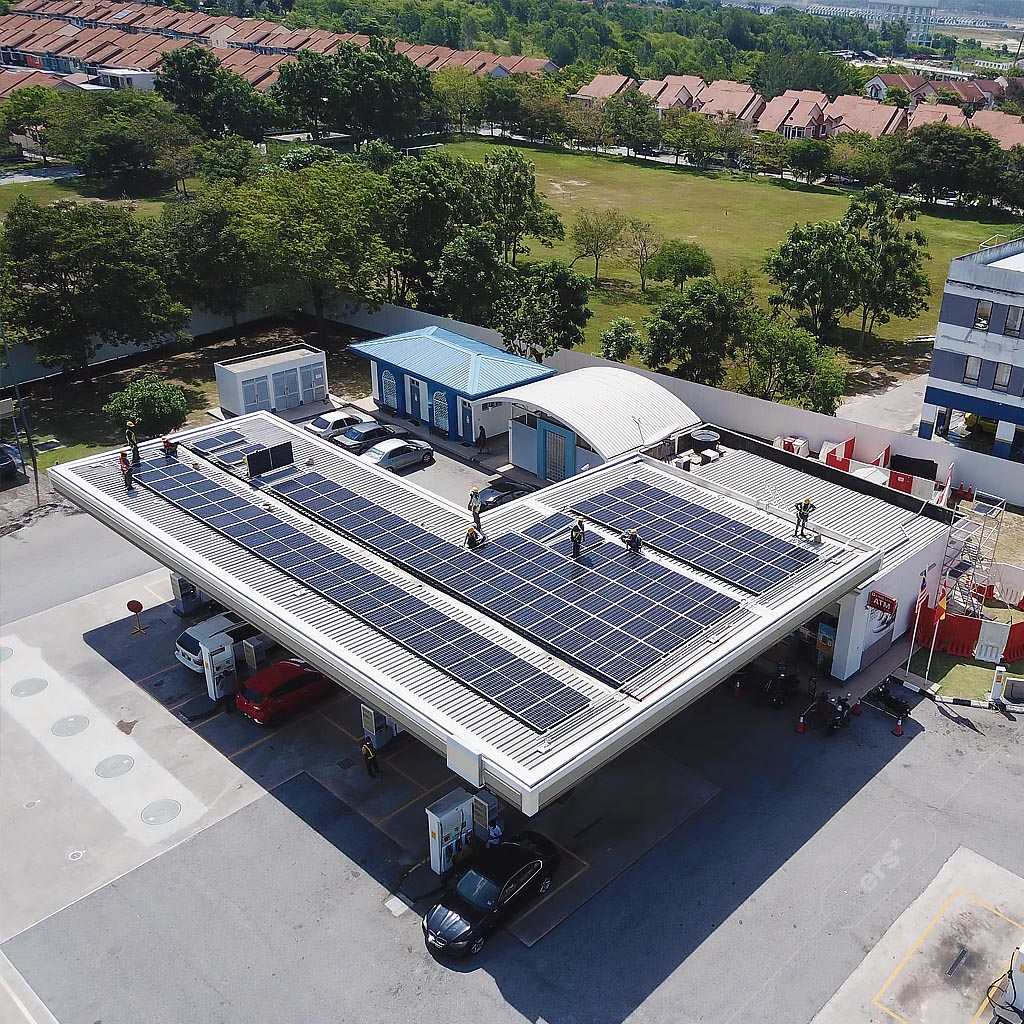 Commercial solar rooftop services by ers energy 4
