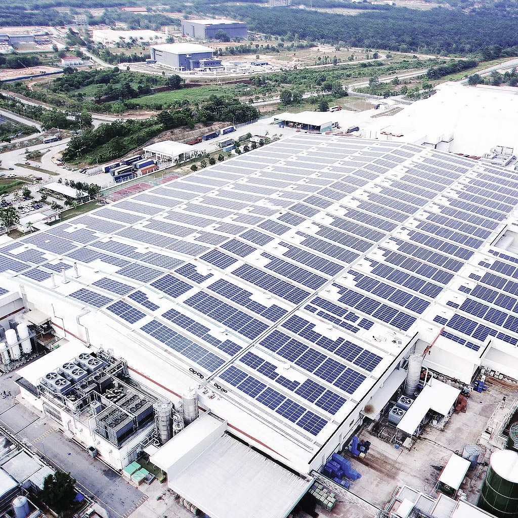 Industrial solar rooftop services by ers energy 2