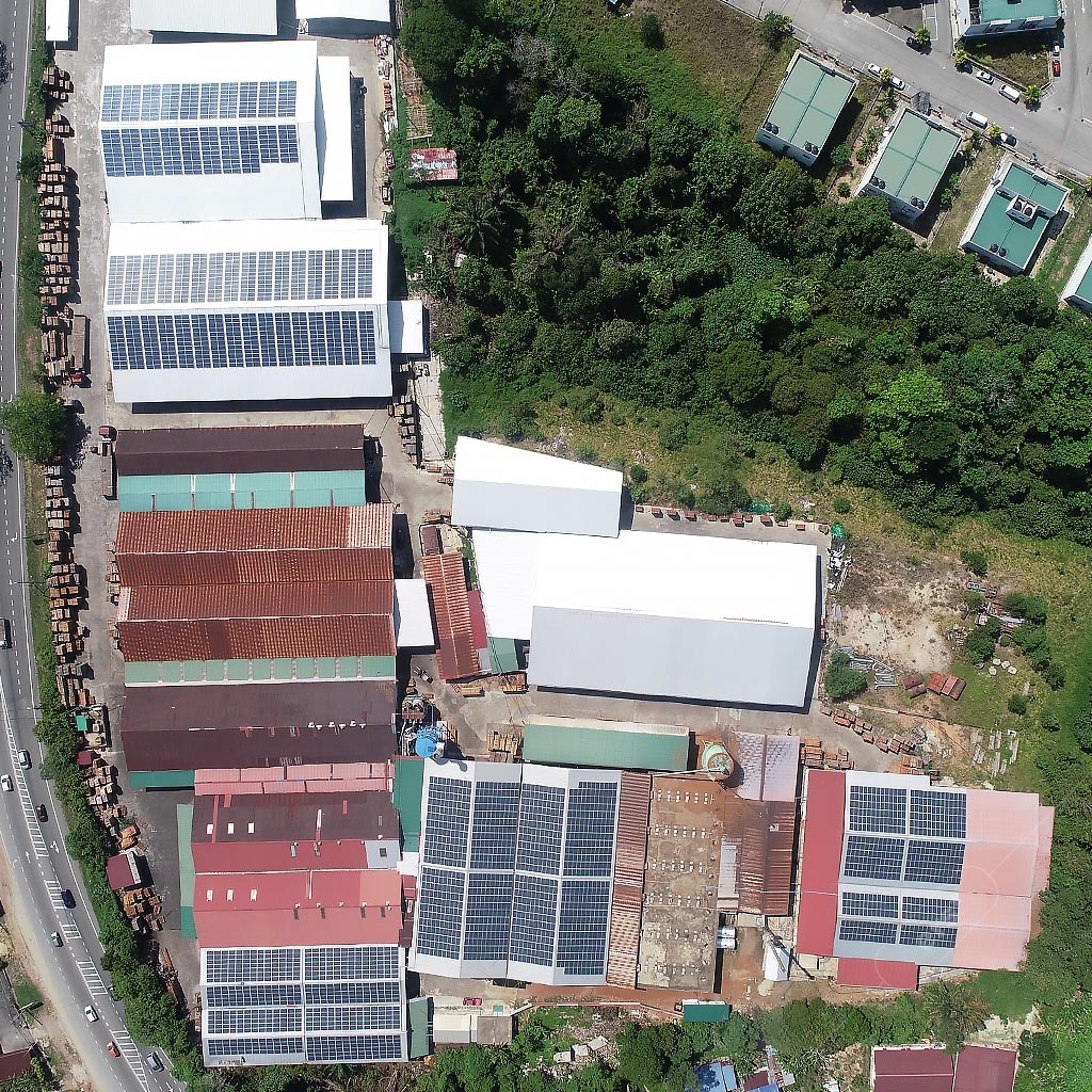 Industrial solar rooftop services by ers energy 5
