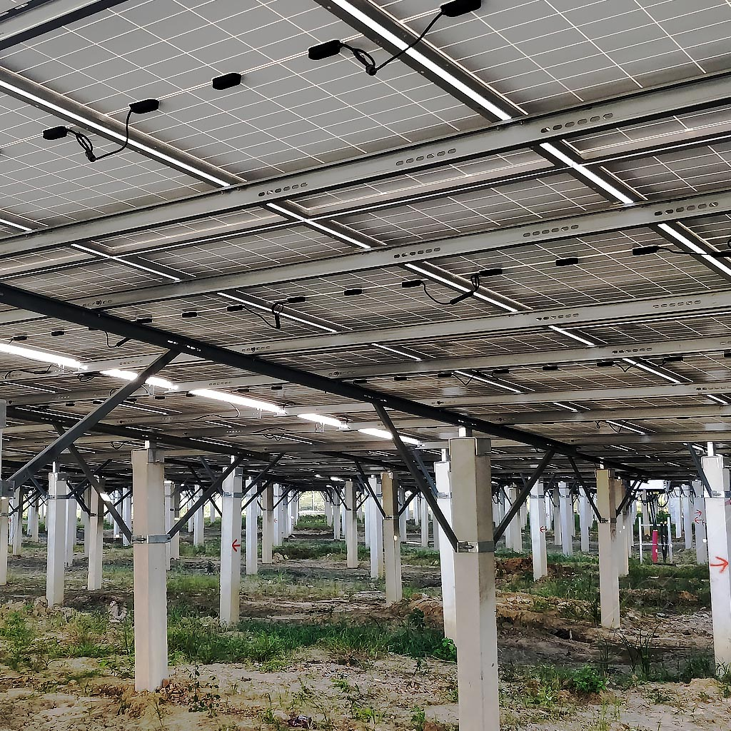 Large scale solar EPCC services by ers energy 3