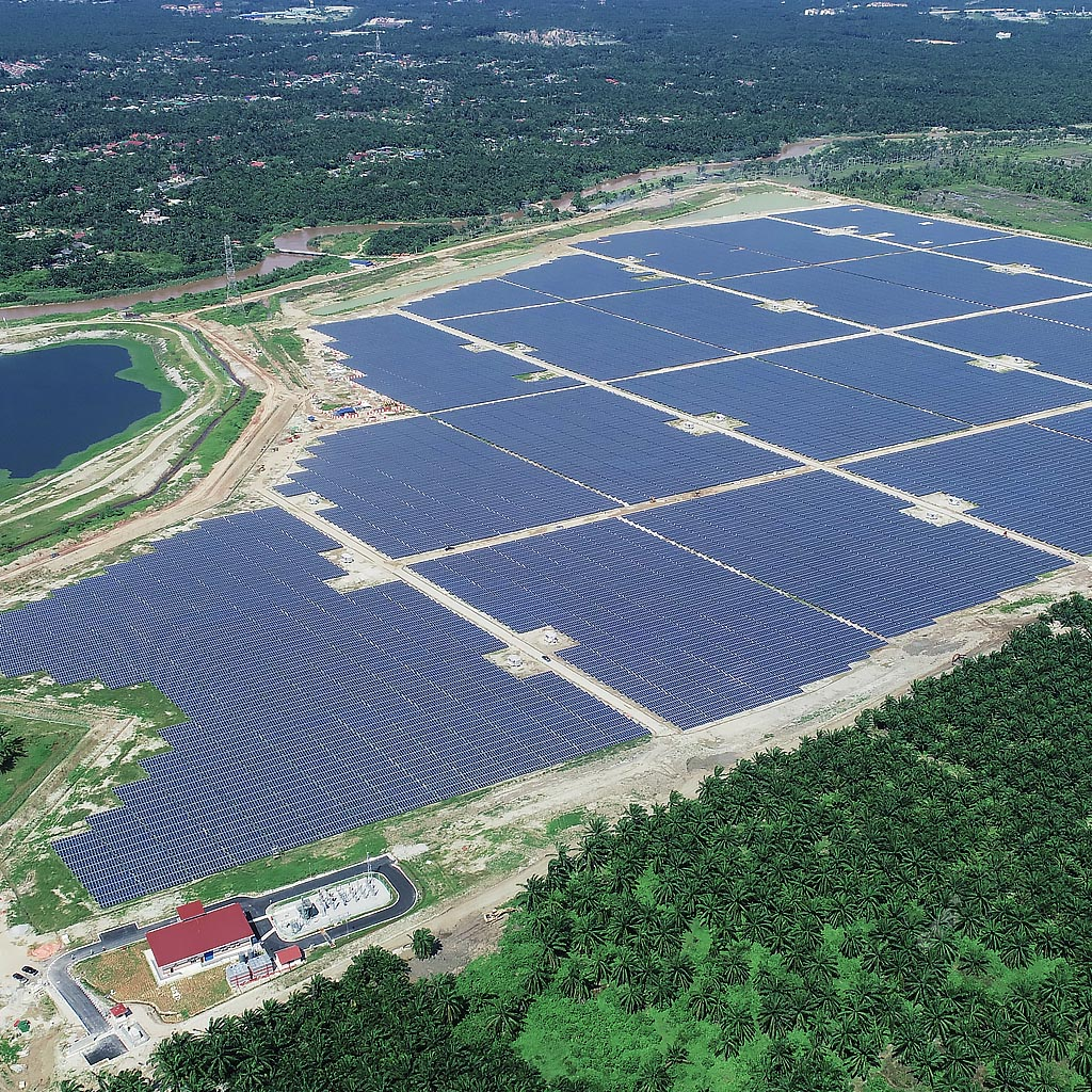 Large scale solar EPCC services by ers energy 5