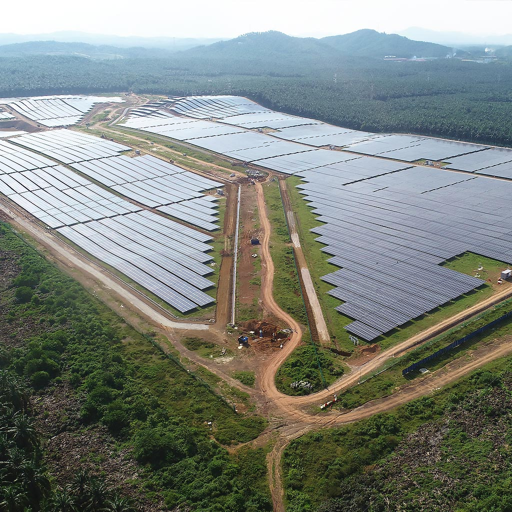 Large scale solar EPCC services by ers energy 6