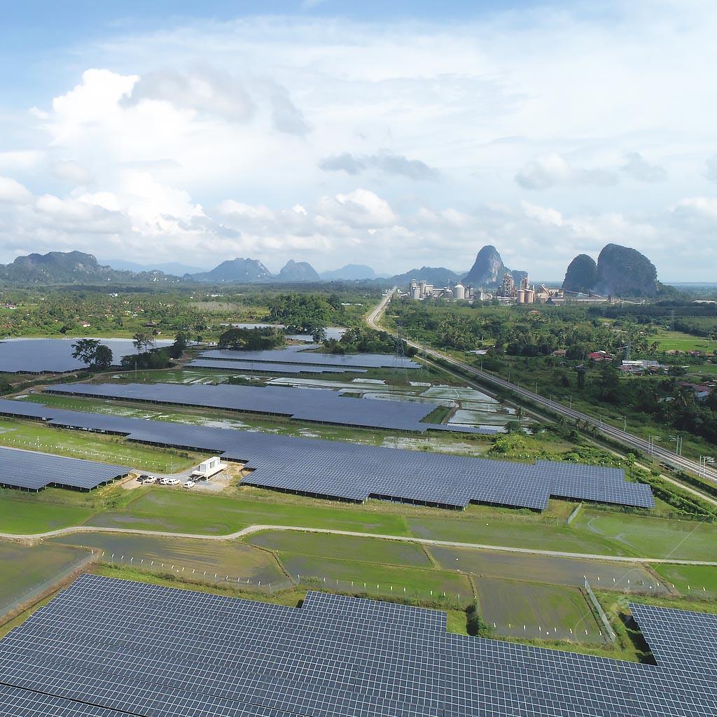 Large-scale solar epcc service provider-ers energy 3