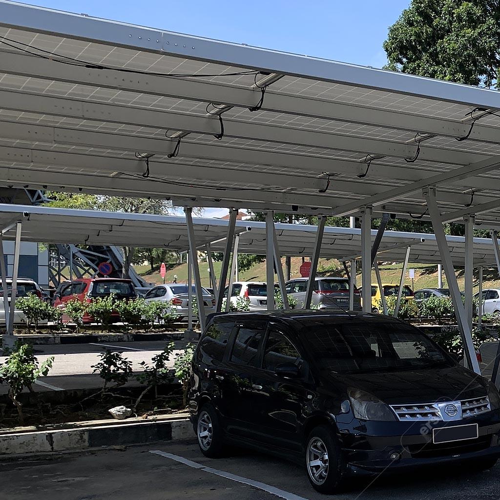 solar carport ev charging station 5