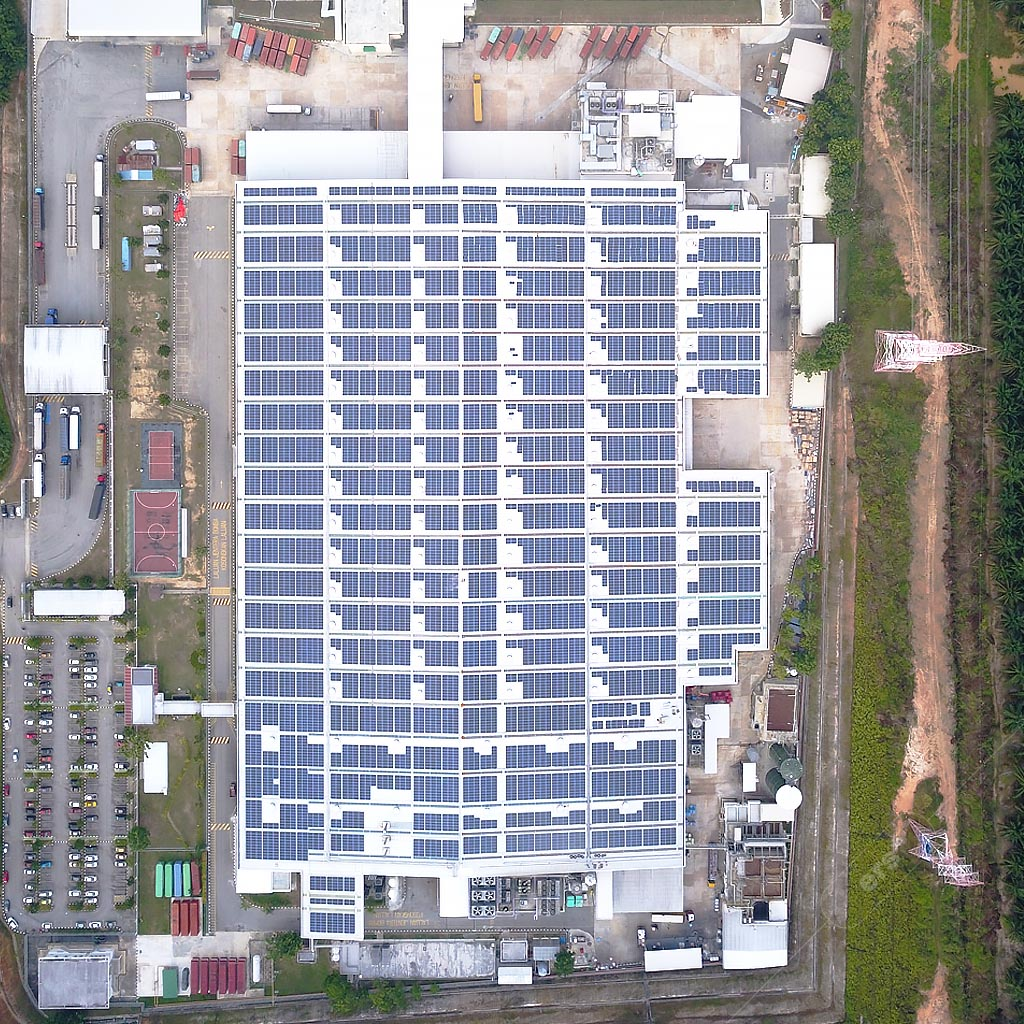 solar for industrial - solar power systems for industrial rooftops by ers energy 1