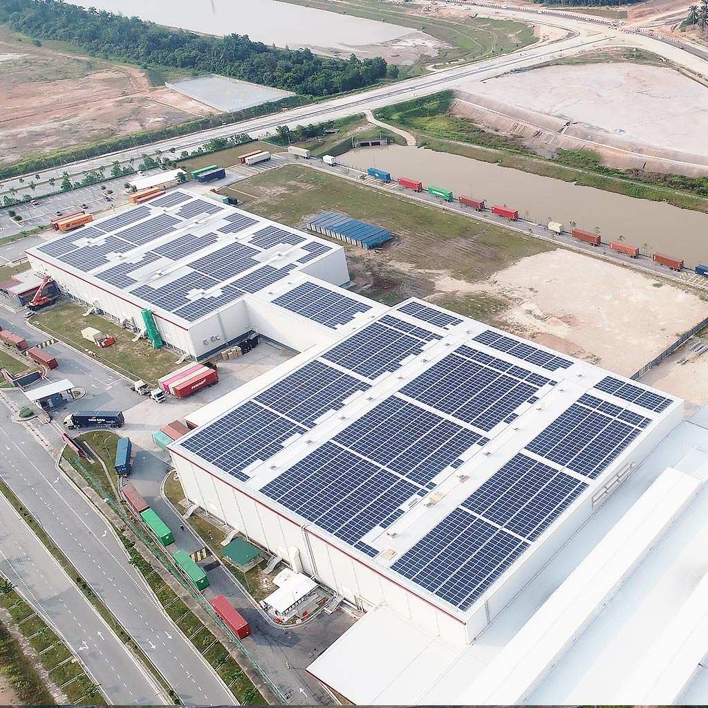solar for industrial - solar power systems for industrial rooftops by ers energy 3